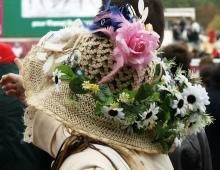 帽子はファッションの華